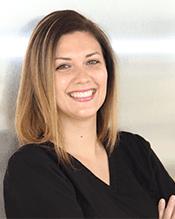 Amy DelaVega, Cosmetologist