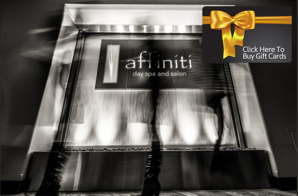 Affiniti Day Spa & Salon waterfall