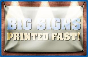 Big banner printing