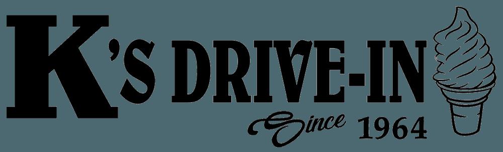 K's Drive In - logo