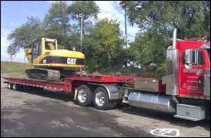 Heavy Equipment Towing | Anoka, MN | North Star Towing, Inc. | 763-427-4160