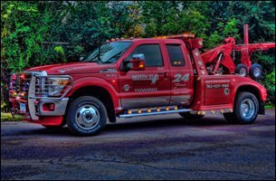 Master Certified Towing | Anoka, MN | North Star Towing, Inc. | 763-427-4160