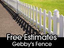 Fences - Springfield, OH - Gebby's Fence