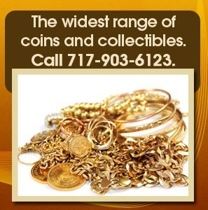 Buy and Sell Coin and Collectibles - 305 Hummel Avenue, Lemoyne, PA 17043  - Lemoyne Coin & Collectibles - coin - The widest range of coins and collectibles. Call 717-903-6123.