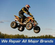 ATV Repair - Spanish Fork, UT - DZ Powersports