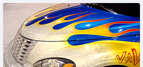 Custom Paint Services | Nicholasville, KY | Lyons Auto Body | 859-885-1913