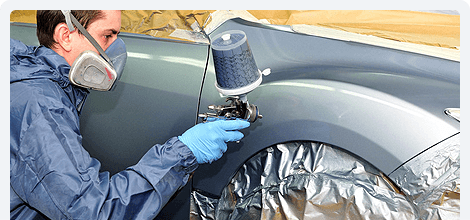 Paint Touch-Ups  | Nicholasville, KY | Lyons Auto Body | 859-885-1913