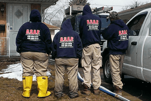 ASAP American Sewer And Plumbing staffs