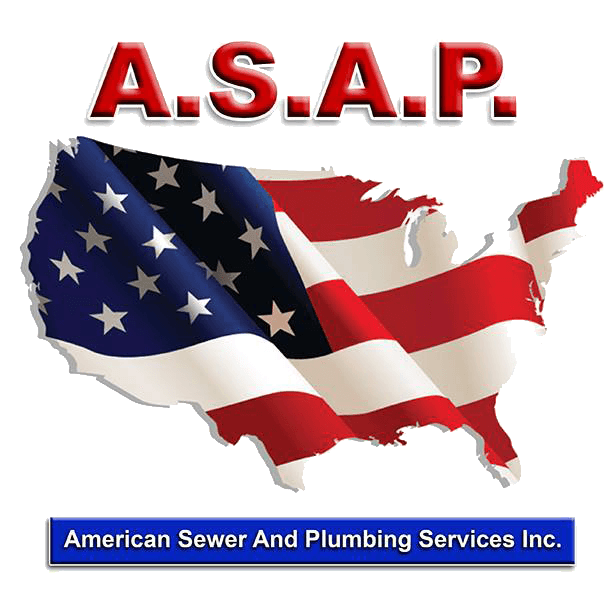 ASAP American Sewer And Plumbing - Logo