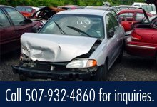 Insurance Provider - Saint Charles, MN - St Charles Insurance Agency Inc - car wreck - Call 507-932-4860 for inquiries.