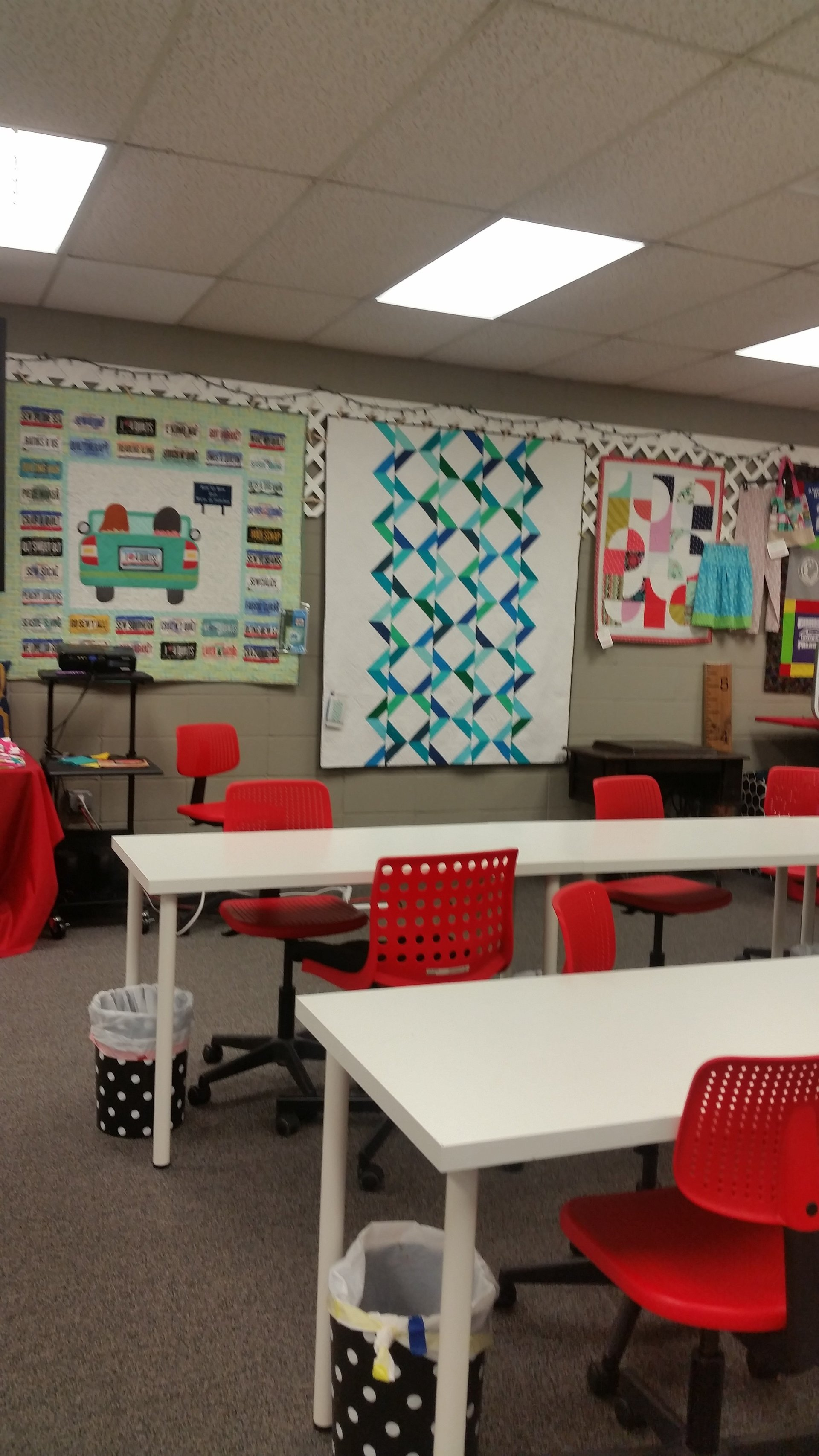 Sewing and quilting classes
