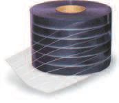 Ribbed Vinyl Roll