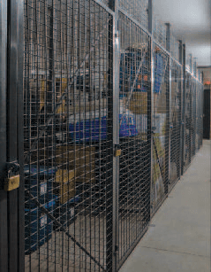 Wire Storage Locker