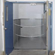 Enclosed Shaftway