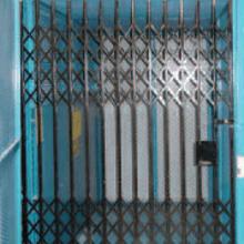 Accordian Freight Doors