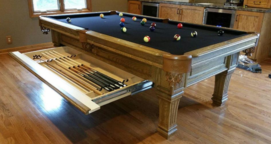 Pool Table Pool Cues North Little Rock AR - Olhausen breckenridge pool table