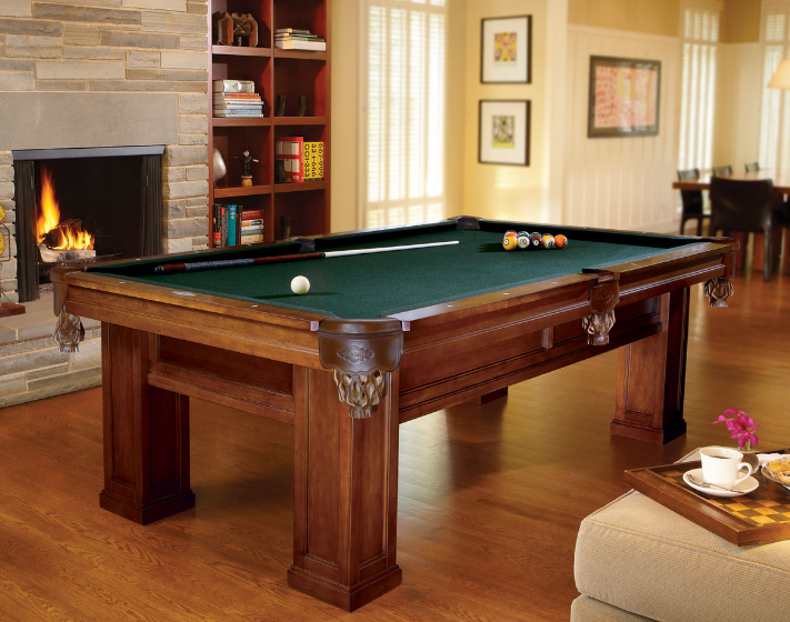 Pool Table Pool Cues North Little Rock AR - How much room for a pool table