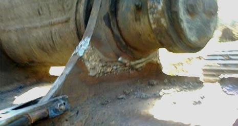 Magnesium welding