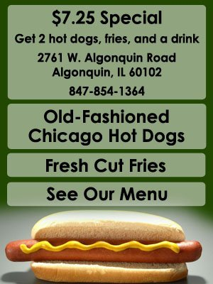 Take Out - Algonquin, IL - DayGoDogs