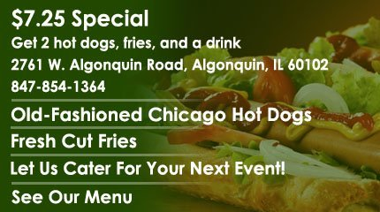 Restaurant - Algonquin, IL - DayGoDogs