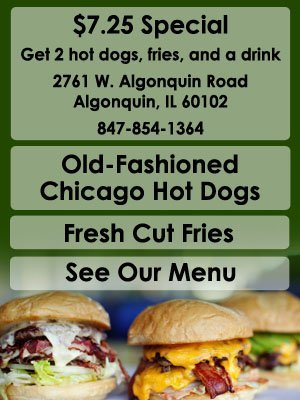 Dine In - Algonquin, IL - DayGoDogs
