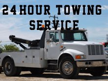 Roadside Assistance - Cheyenne, WY - Doug's Towing Service - Towing truck- 24-Hour Towing Service