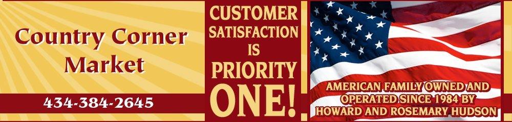 Retail Food Store - Madison Heights, VA - Country Corner Market
