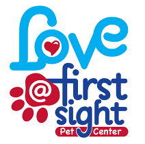 Love at first sight pet center