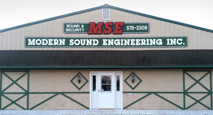 Modern Sound Engineering Inc Building