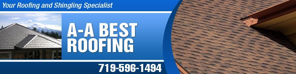 Roofing Contractor Colorado Springs, CO   A A BEST ROOFING