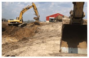 CJ's Excavating Video