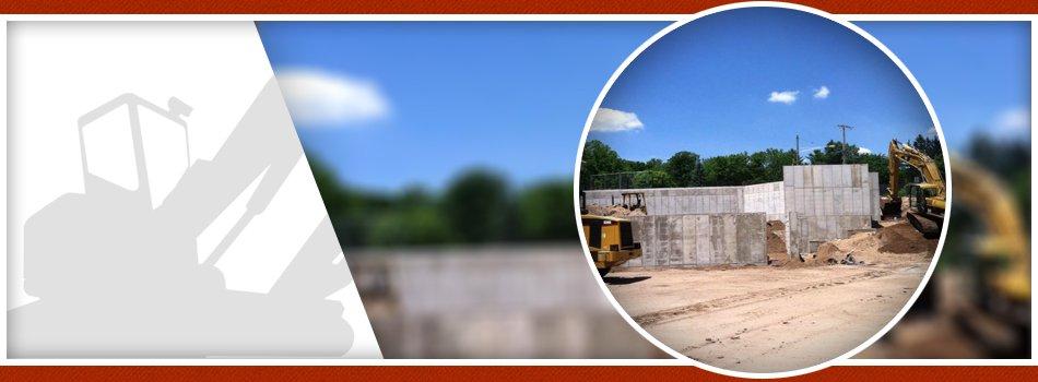 Excavation | Cadillac, MI | CJ's Excavating | 231-775-1773