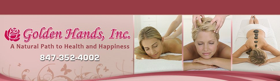 Massage - Schaumburg, IL - Golden Hands Inc