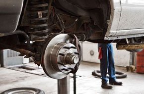 Automotive brake repair
