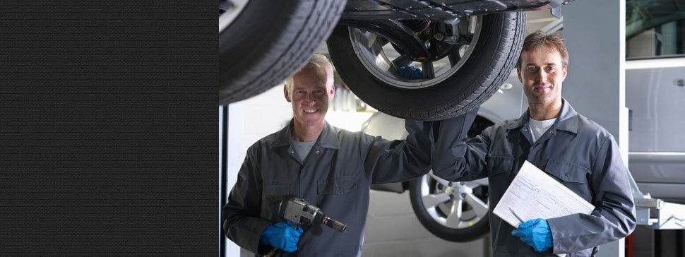 Automotive tire replacement