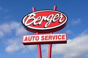 Berger Auto Parts & Service Inc banner