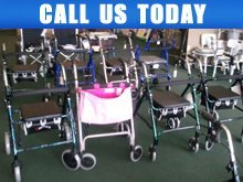 Medical Equipment Supplies - Crystal River, FL - Quality Mobility