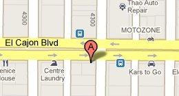 Genie Massage Oriental Spa & Bath - 3395 El Cajon Blvd San Diego, CA  92104