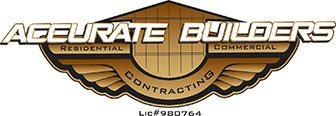 Accurate Builders - Logo