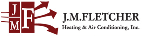 J.M. Fletcher Heating & Air Conditioning, Inc. - Logo