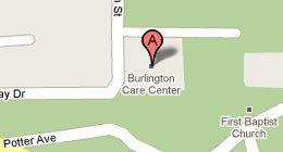 Burlington Care Center  2610 S 5th St., Burlington, IA 52601-6610