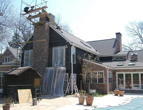 Chimney Rebuilding Brick Replacement Omaha Ne