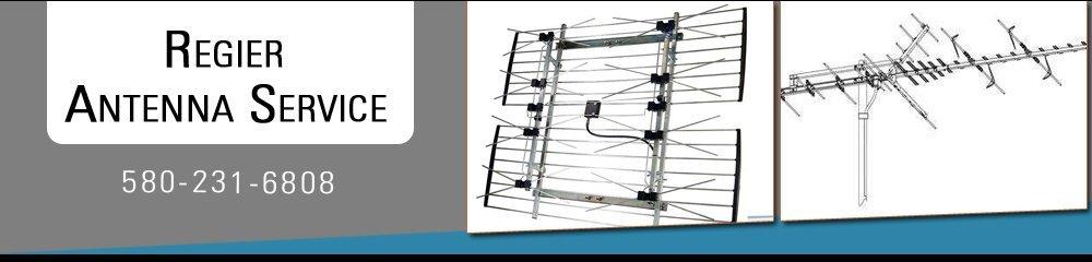 Home Antennas - Enid, OK - Regier Antenna Service