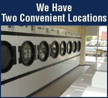 Self-Service Laundry - Waterloo, IA  - La Porte Road Laundromat