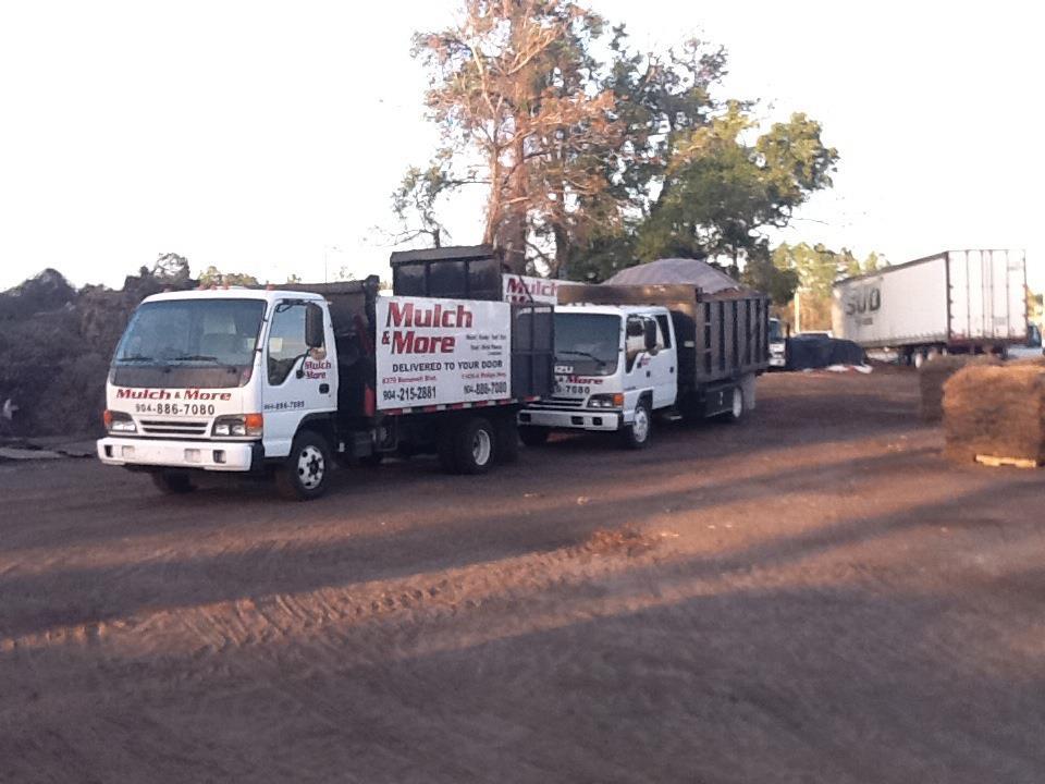 Mulch and More Trucks