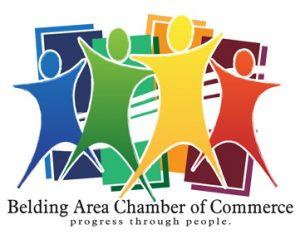 Belding Area Chamber of Commerce Logo