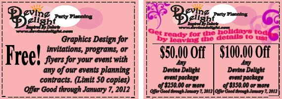 planning an event chicago il devine delight party planning