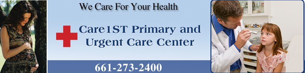 Urgent Care - Palmdale, CA - Care1ST Primary and Urgent Care Center