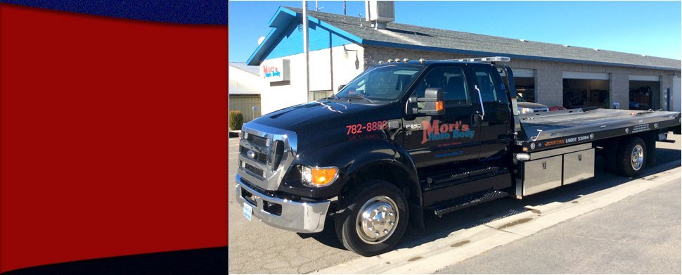 Towing | Gardnerville, NV | Mort's Auto Body | 775-782-8888