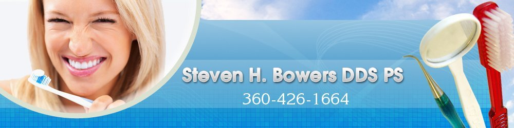 Dentists - Shelton, WA - Steven H. Bowers DDS PS